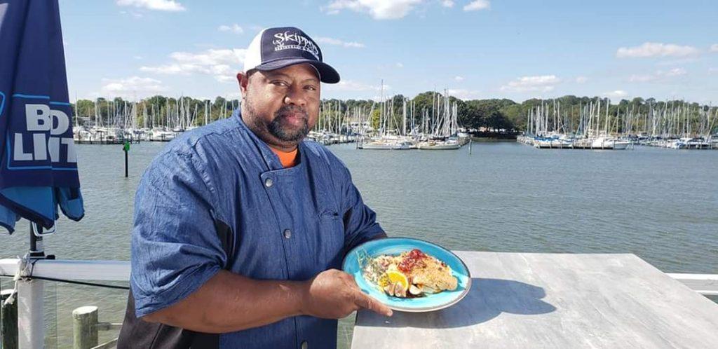 Chef Charles Warner